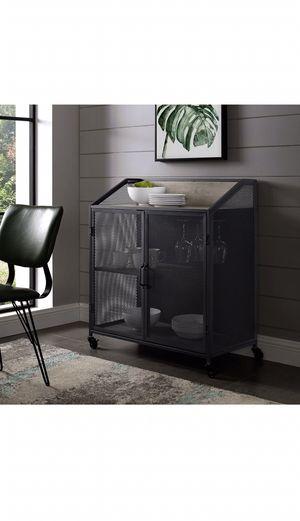 Industrial Mesh Bar Cabinet for Sale in Alpharetta, GA