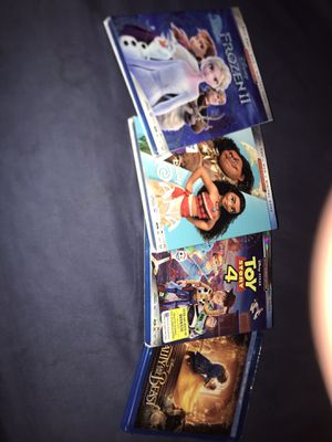 12 NIB Disney Blu-Ray Movies for Sale in Imperial Beach, CA