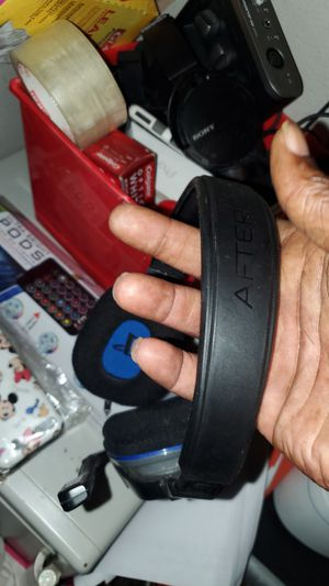 Afterglow ps4 headphones for Sale in Fayetteville, AR