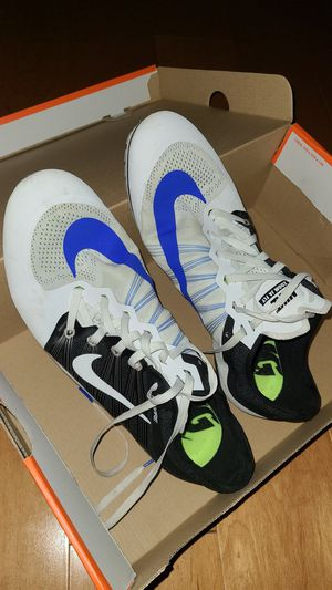 Nike track shoes with flywire for Sale in Dacula, GA