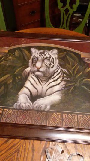 Home Interiors African White Tiger for Sale in Massanutten, VA