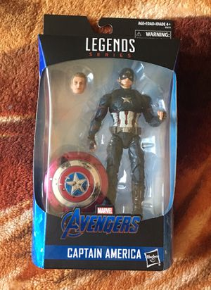 Marvel Legends: Captain America for Sale in San Diego, CA