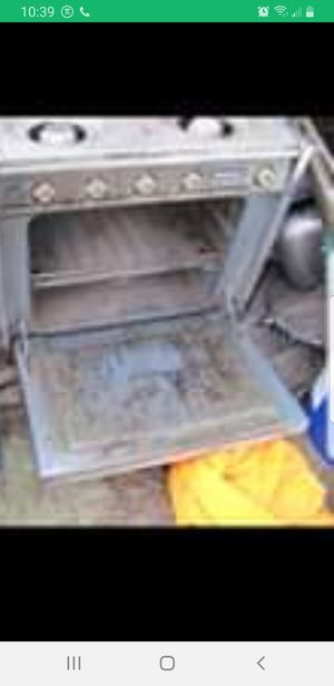Stove rv for Sale in Brothers, OR