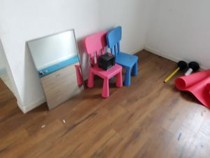 Two kid chairs for Sale in Philadelphia, PA