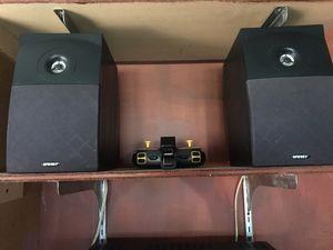 Energy bookshelf speakers for Sale in Pittsburg, CA