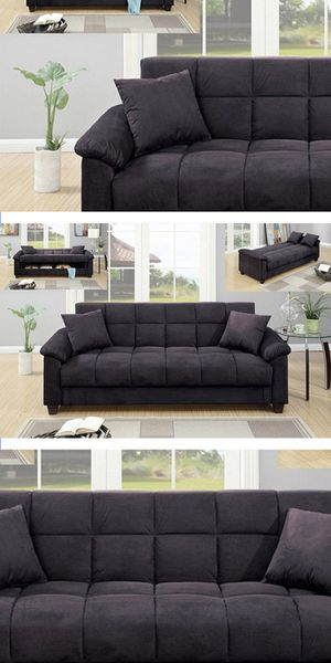 SOFA BED   ADJUSTABLE SOFA  LIVING ROOM   COUCH   SECTIONAL   SOFACAMA   DELIVERY FREE BY TMF 🚚📦🛠 for Sale in Hialeah, FL