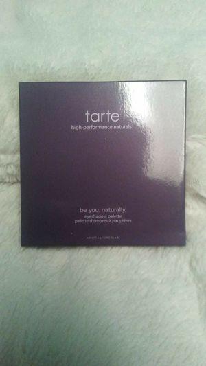 Tarte be you. Naturally eyeshadow palette for Sale in Jonesboro, AR