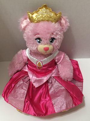 Disney Princess Aurora Build a Bear plush for Sale in Hialeah, FL