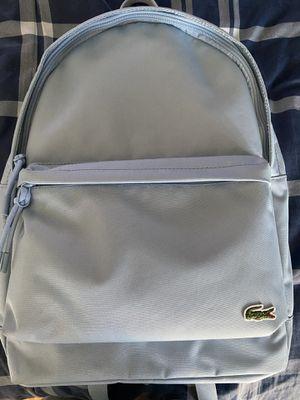Lacoste backpack for Sale in Oak Lawn, IL