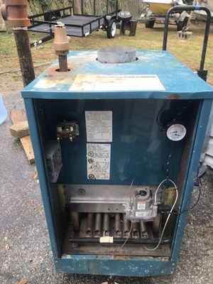 Hot water boiler for Sale in Stoughton, MA