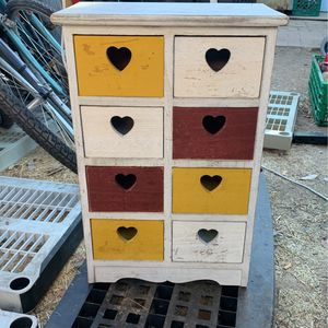 Cute Wood Organizer for Sale in Tempe, AZ