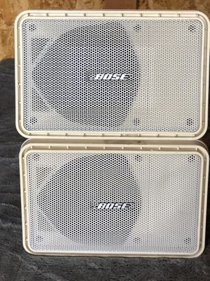 2 BOSE SPEAKERS ( WORK GREAT ) for Sale in Commerce City, CO