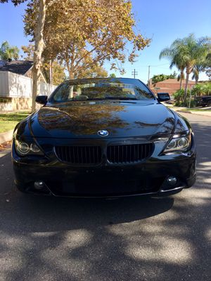 BMW 645ci convertible for Sale in Santa Ana, CA