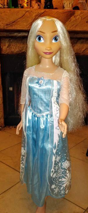Lifesize Elsa Doll for Sale in Murrieta, CA
