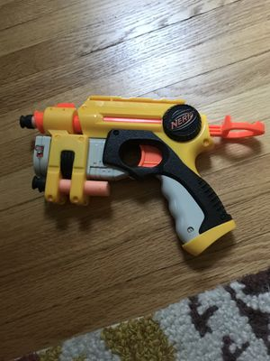 Nerf Gun with Laser Sight for Sale in Minneapolis, MN