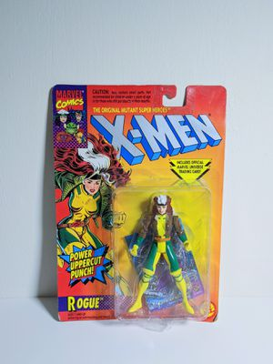 New X-MEN Rogue Figure 1994 Toy Biz Moc Marvel #49362 for Sale in Castro Valley, CA