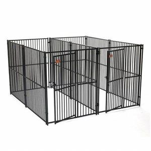 Lucky Dog European Style Modular 2 Run (Side by Side) Kennel for Sale in Las Vegas, NV