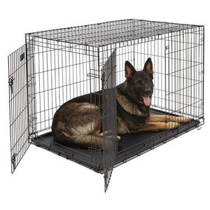 48 inch double door dog crate for Sale in Santa Ana, CA