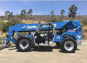 Genie reach forklift for Sale in Poway, CA