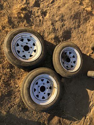 Trailer tires for Sale in Temecula, CA