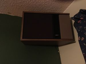 pair of bose speakers for Sale in McHenry, IL