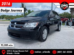 2016 Dodge Journey for Sale in Orlando, FL