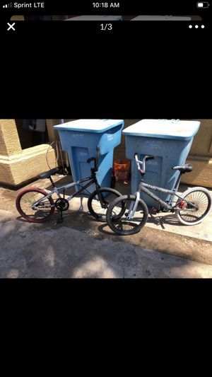 """Two used 20"""" bikes for Sale in Phoenix, AZ"""