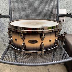 Ocdp 14x6 10 Lug Maple Snare Drum for Sale in Norwalk,  CA