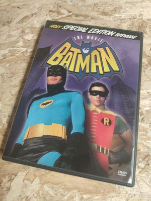 Batman The Movie DVD for Sale in Columbus, OH