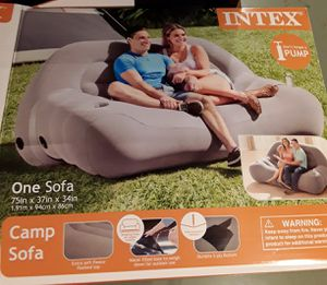 Blow up sofa for Sale in Rockville, MD