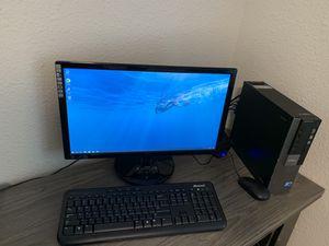 All set Dell Desktop Computer i5 CPU 4gb RAM Windows 10 for Sale in Vancouver, WA