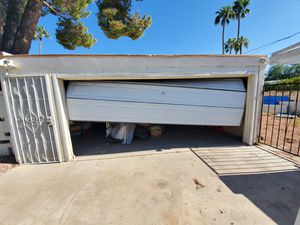 Garage door repair fix replace motor fix replace spring service for Sale in Glendale, AZ