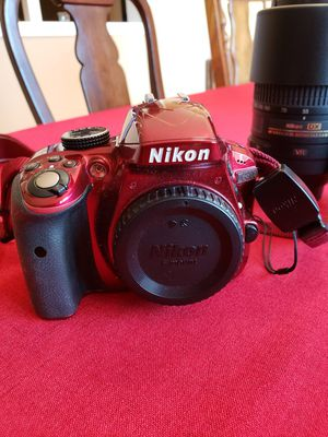 Nikon D3300 digital camera with wifi adapter for Sale in Maryville, TN