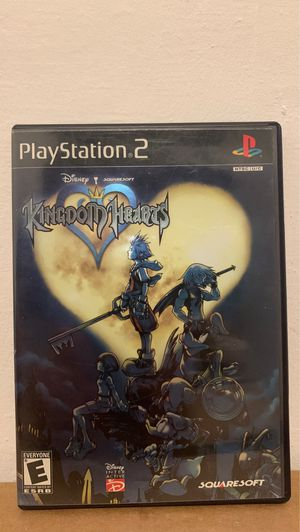 Kingdom Hearts PlayStation 2 for Sale in Rodeo, CA
