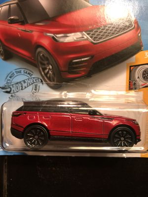 Hot Wheels-Range Rover Velar (Red) for Sale in Claremont, CA