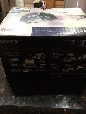 Sony Digital Camera SX45 Blue for Sale in Orange City, FL