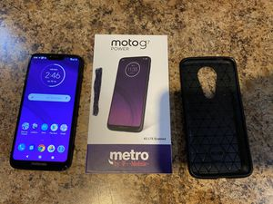 Metro PCS Moto G7 for Sale in Syracuse, NY