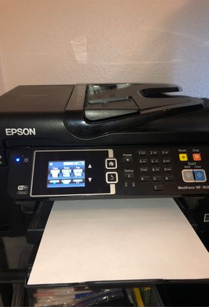 Epson WF-3640 (treasure for those who are tech savvy) for Sale in Kennesaw, GA