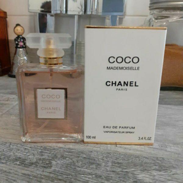 Chanel mademoiselle Perfume 3.4