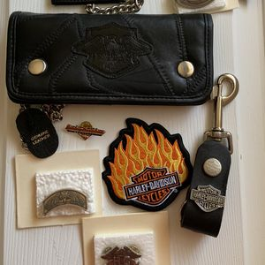 Harley-Davidson Wallet, Keychain, etc. for Sale in Vienna, VA