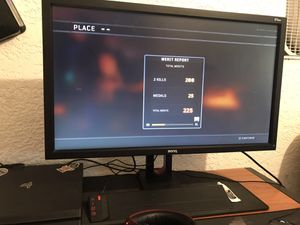 BENQ monitor 27 inches for Sale in Whittier, CA