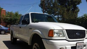 2002 ford ranger edge with customer stereo system for Sale in Los Angeles, CA
