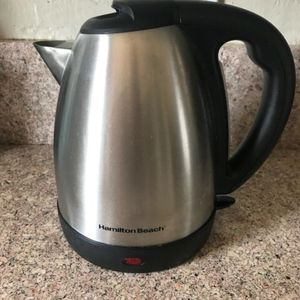 1.7 L Liter Stainless Steel Electric Kettle for Sale in San Diego, CA