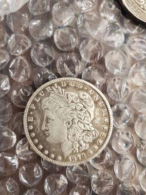 1879 Morgan silver dollar for Sale in Cedarhurst, PA