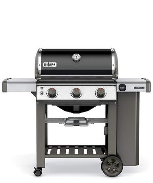 BBQ GRILL WEBER GENESIS E-310 Black Propane for Sale in Redlands, CA