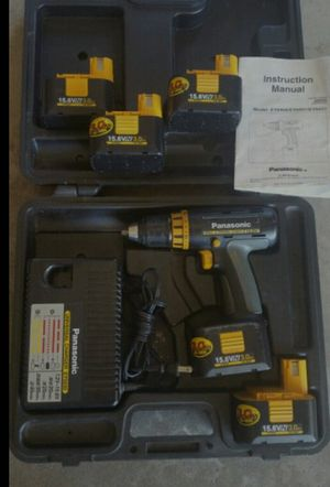 drill with hard case. for Sale in Fresno, CA