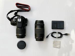 Canon EOS Rebel SL1 DSLR (Bundle) *excellent condition for Sale in South Pasadena, CA