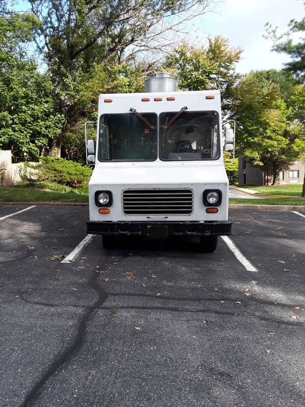 Ford Food Truck 1989