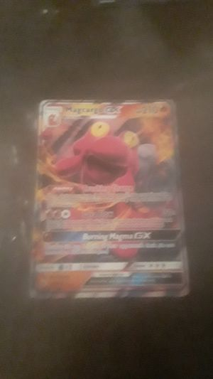 Pokemon cards 1 gx 3 ex 1 tag team + coin for Sale in Vacaville, CA