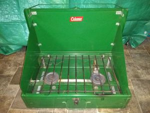 Coleman camping stove for Sale in Oceanside, CA